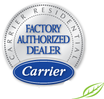 Factory Authorized Dealer through Carrier Residential